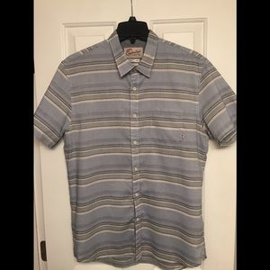 Quiksilver S/L Button Up- LG - Modern Fit